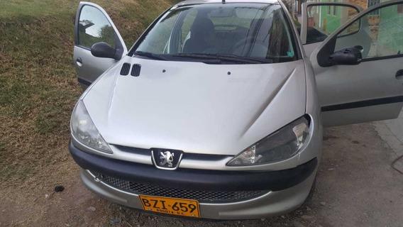 Peugeot 206 2007- 1400