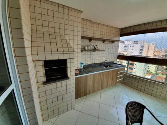 Apartamento 2 Dorm Praia Grande. Permuta Apto Em São Paulo!