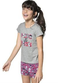 642d58b4305739 Pijama Infantil Menina Hering Kids E Cartoon Network