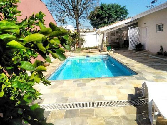 Casa Residencial À Venda, Vila Helena, Atibaia. - Ca1525
