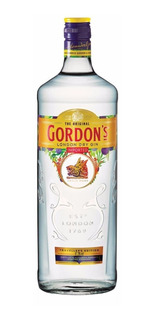 Gin Gordons 700ml London Dry Botella Bebidas 01almacen