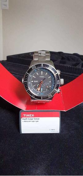 Relógio Timex Gauge Sensor