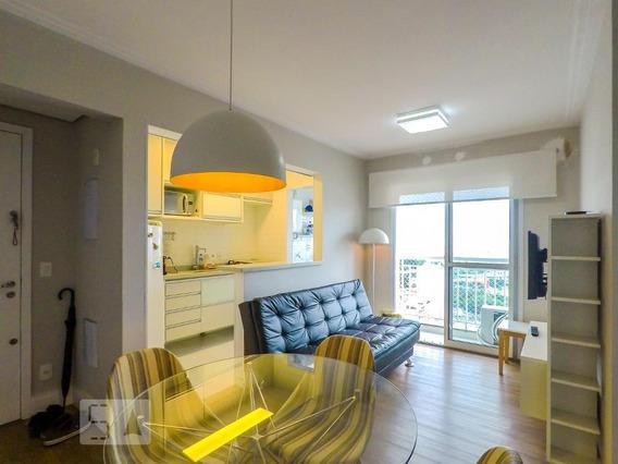 Apartamento Para Aluguel - Liberdade, 2 Quartos, 46 - 892999488