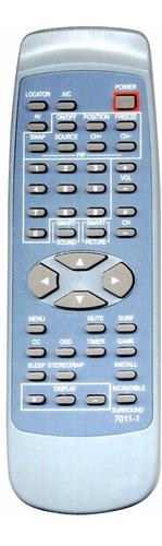 Control Remoto 7011-1 Para Todos Los Philips Tv 1 Año Gtia