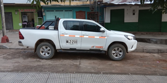Toyota Hilux Vxl 2018