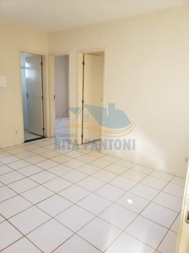 Apartamento, Florestan Fernandes, Ribeirão Preto - A4489-v