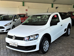 Volkswagen Saveiro Cs 1.6 Starline 2015