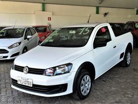 Volkswagen Saveiro Cs 1.6 Starline 2015