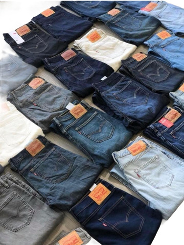 Jeans Levis 100% Original 501,511,514,502 La Martina,lacoste