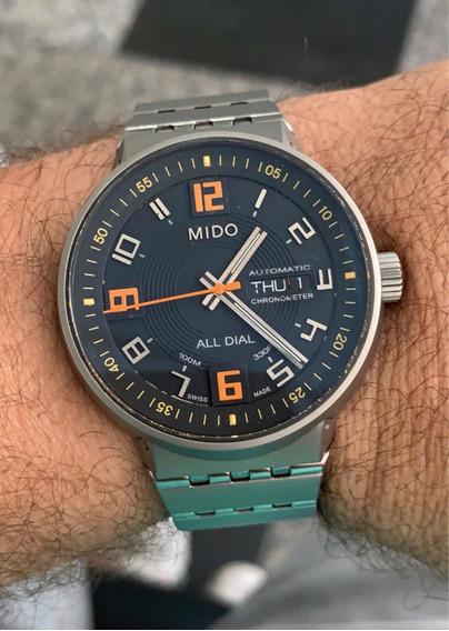 Relógio Mido All Dial Titânio