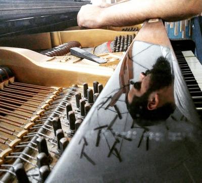 Afinador / Afinação De Pianos