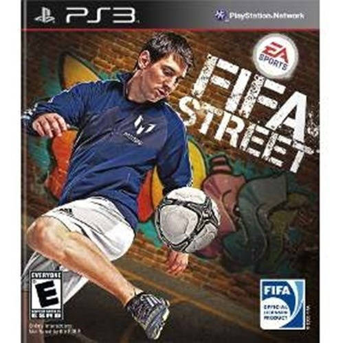 Fifa Street Ps3 Psn Digital Envio Na Hora!!!