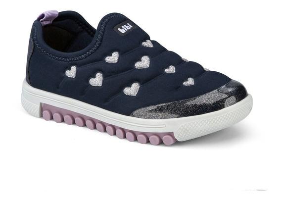 Tênis Infantil Bibi Roller New Feminino Azul 679534