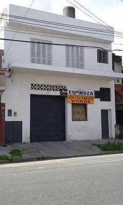 Oportunidad!!! Venta En Block!!!! 2 Deptos + Galpón Al Fte.-