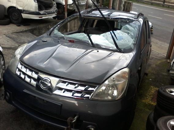 Nissan Livina 11/12/13/14 - Sucata Só Peças
