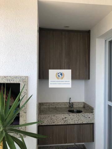 Imagem 1 de 11 de Apartamento Com 2 Dormitórios À Venda, 84 M² Por R$ 760.000,00 - Mansões Santo Antônio - Campinas/sp - Ap0808