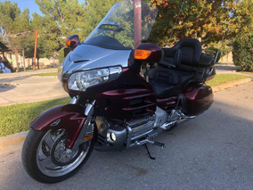 Honda Goldwing 1800 Como Nueva!