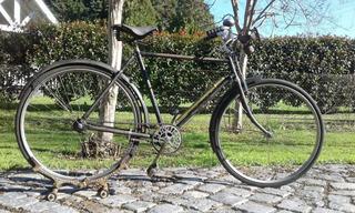Bicicleta Triumph Made In England De Coleccion Unica