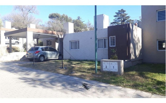 Se Vende Casa 3 Dorm En Complejo -v° Allende
