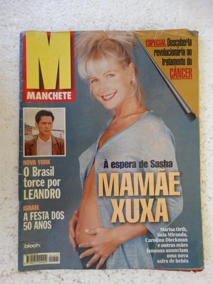 Manchete Nº 2405 De 9 Maio 1998! Xuxa Grávida!