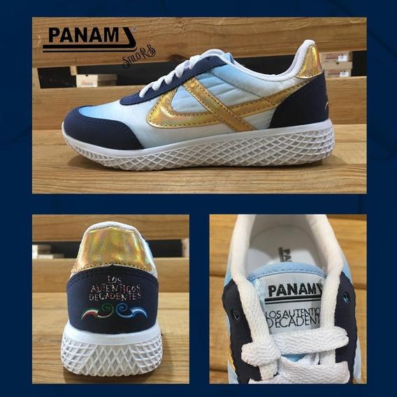 Tenis Panam Decadentes Edición Especial