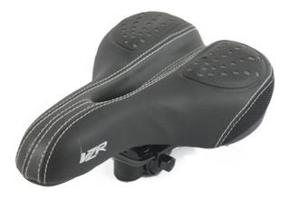 Asiento Para Bicicleta Mtb Prostatico Gel Visible Vzr