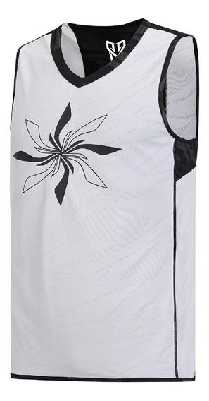 Tank Li-ning Basquetbol Vest Competition Blanco