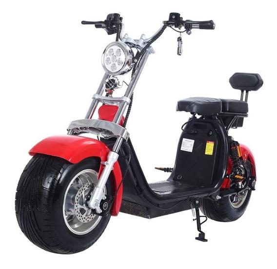 Astrom Electric Motorcycles Mod Citycoco 2020 Moto Eléctrica