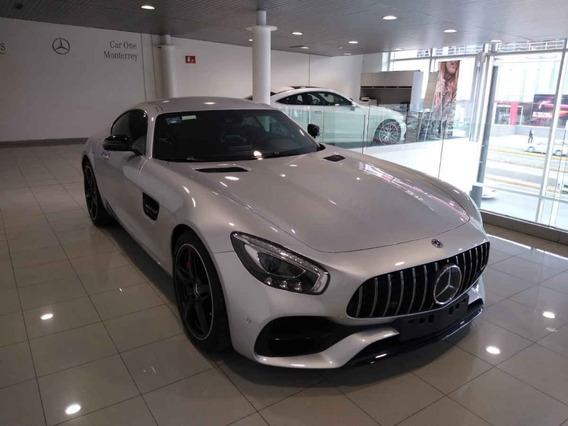 Mercedes-benz Gt Amg 2018 4.0 Amg Gt S Dct
