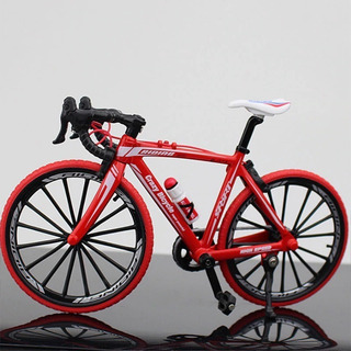 Miniatura Bicicleta Bike Speed Montaibike 1:10