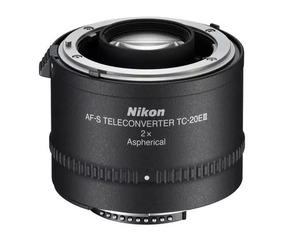 Nikon - Af-s Teleconverter Tc-20e Envio Imediato
