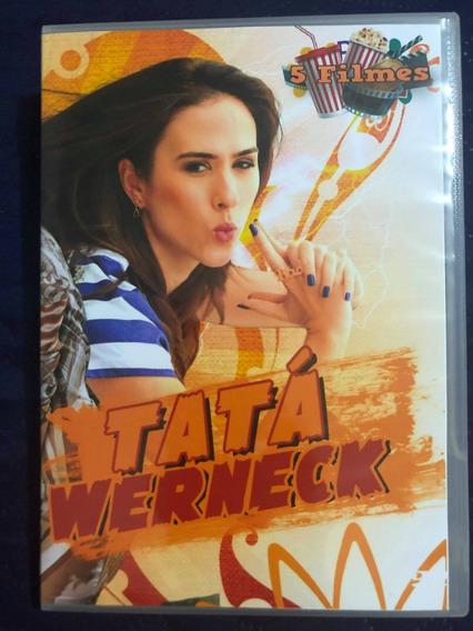 Tatá Werneck / Coletânea De Filmes E Entrevistas