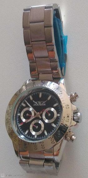 Relógio Automatico De Luxo Jaragar Barato Clássico Sport