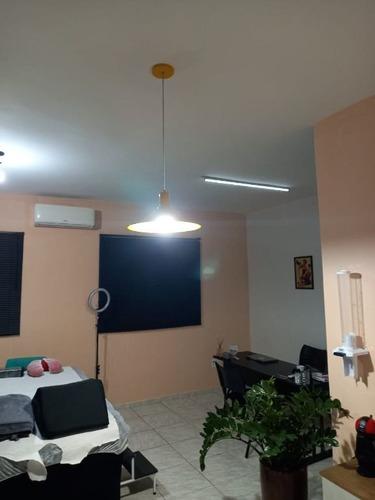 Imagem 1 de 9 de Sala Para Alugar, 45 M² Por R$ 600,00/mês - Astúrias - Piracicaba/sp - Sa0055