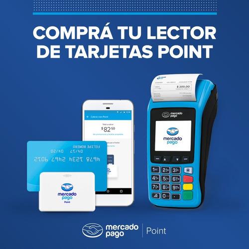 Mercado Pago Point Plus + Point Bluetooth + Envio Gratis