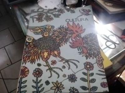 Livro Cultura Ano 4 N14 Ministerio Da Educação E Cultura