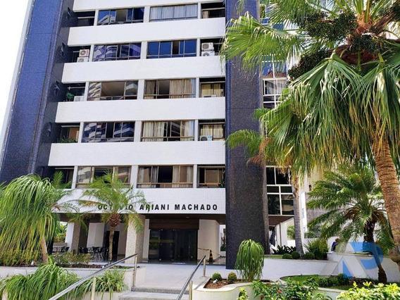 Apartamento Para Alugar, 180 M² Por R$ 3.500,00/mês - Graça - Salvador/ba - Ap0332