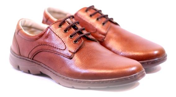 Zapatos Fc 4052 Xl Urbanos 100% Cuero Números Grandes