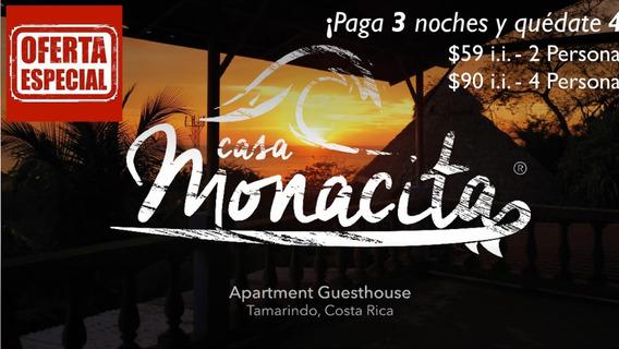 Casa Monacita - Apartmentos Playa Tamarindo