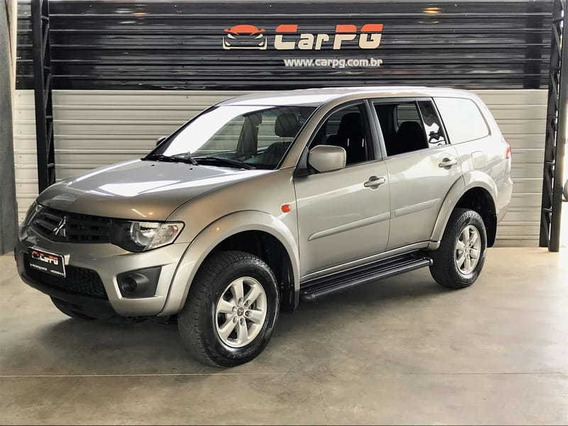 Mitsubishi Pajero 3.2 Hd 4x4 Mt Tb-ic 4p 2018 Unico Don