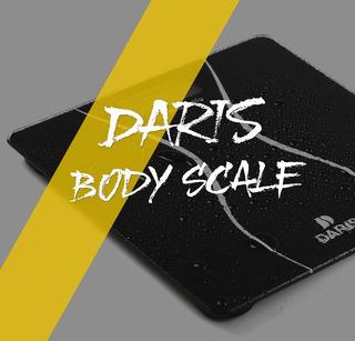 Balança Digital De Banheiro Daris Smart Fitness Saude