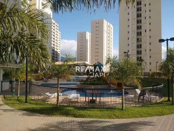 Apartamento Com 3 Dormitórios Para Alugar, 97 M² Por R$ 2.600,00/mês - Atmosphera - Jundiaí/sp - Ap3782