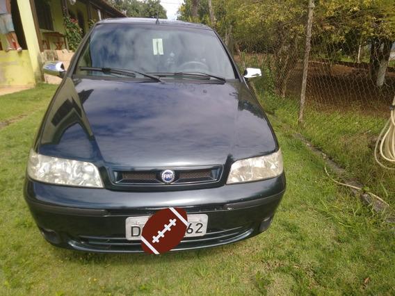 Fiat Siena 2002 1.0 16v Elx 4p