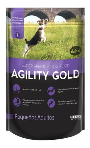 Imagen 1 de 1 de Agility Gold Peq Ad X 500 Grs - kg a $19000