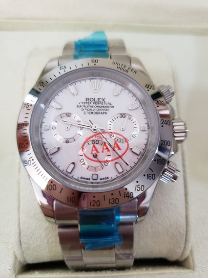 Relógio Rolex Daytona Automático A Prova D