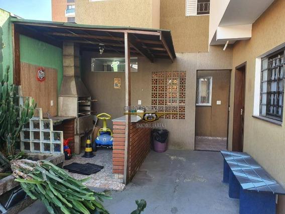 Sobrado Com 3 Dormitórios À Venda, 141 M² Por R$ 1.300.000,00 - Tatuapé - São Paulo/sp - So1285