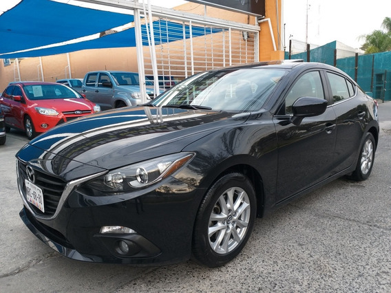 Mazda Mazda 3 2.0 Sedan I Touring L4 At 2015,un Dueño,credit