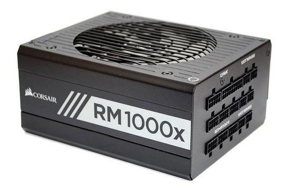 Fonte Corsair Rm1000x 1000w Full Modular Pc Gamer 80 Plus