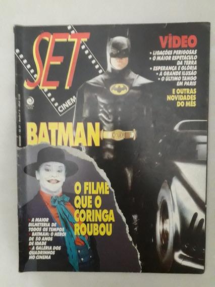 Lote Com 5 Revistas - Revista Set - 1987 A 2010