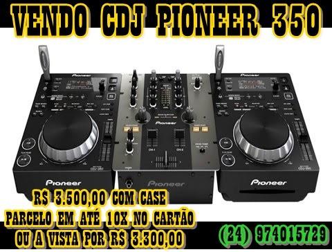 Cdj Pioneer 350